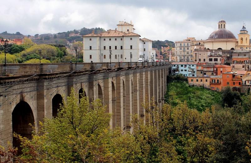 Ariccia-Ponte