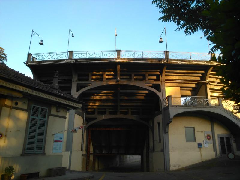 AAAIngresso ex Motovelodromo - Torino