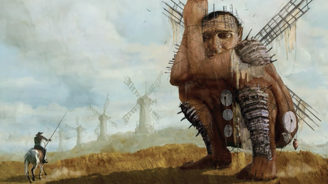 Il Don Chisciotte di Terry Gilliam e l'insostenibile