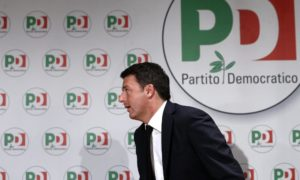 Renzi - PD - Italia Viva