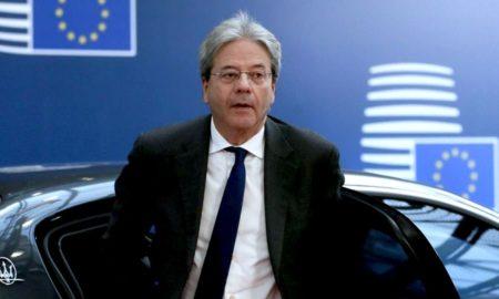 UE - Gentiloni