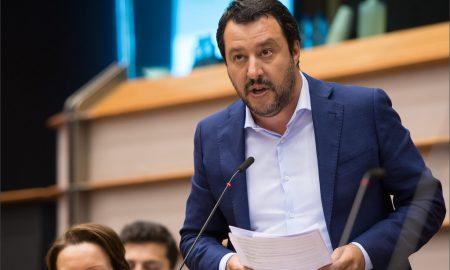 Salvini - *European Parliament - migranti