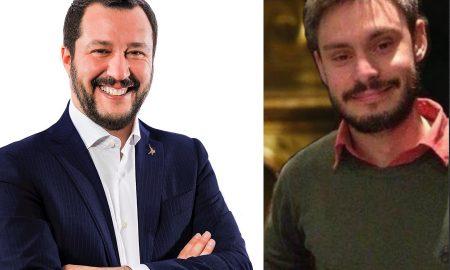 Salvini - Regeni - italiani