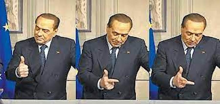 Berlusconi - stanno tornando