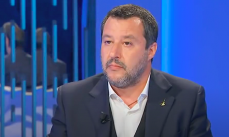 Salvini - autoritarismo - sicurezza - leoni