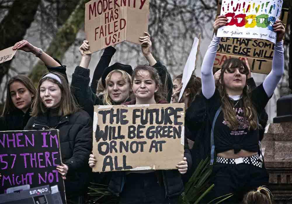 global-climate-strike-economia sostenibile