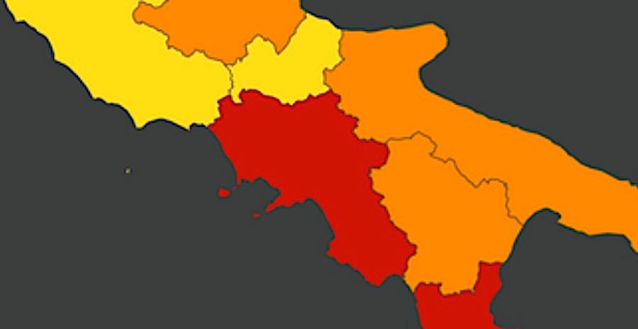 Campania rossa