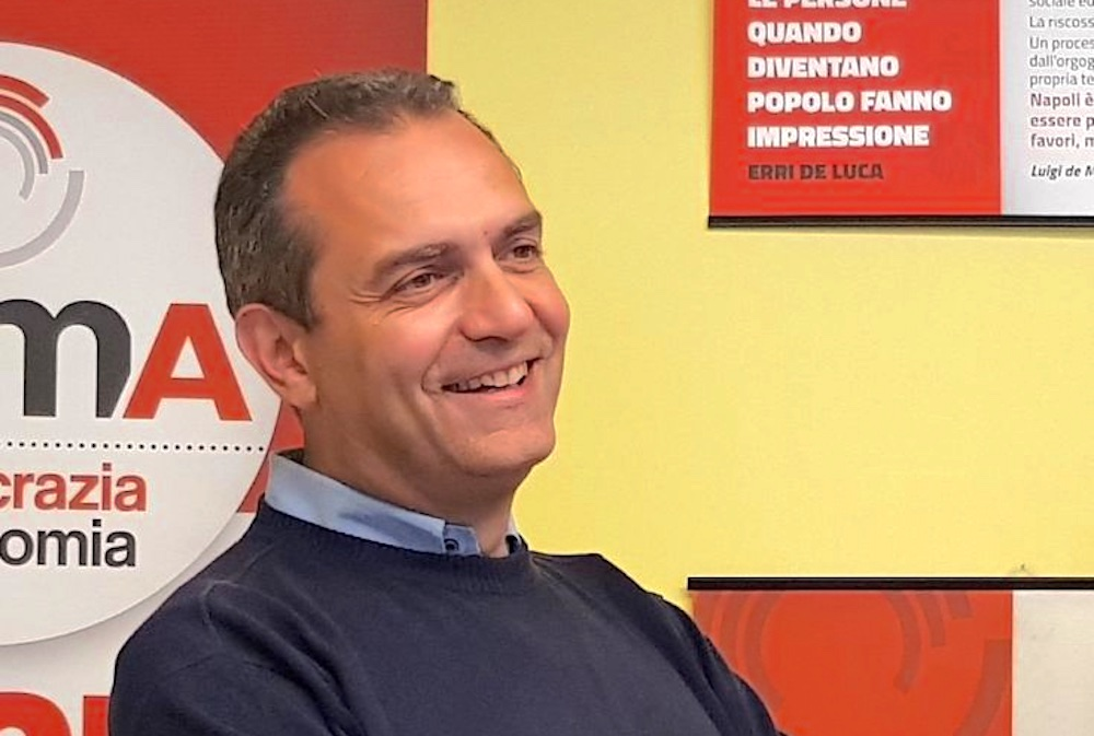de Magistris - Napoli - referendum