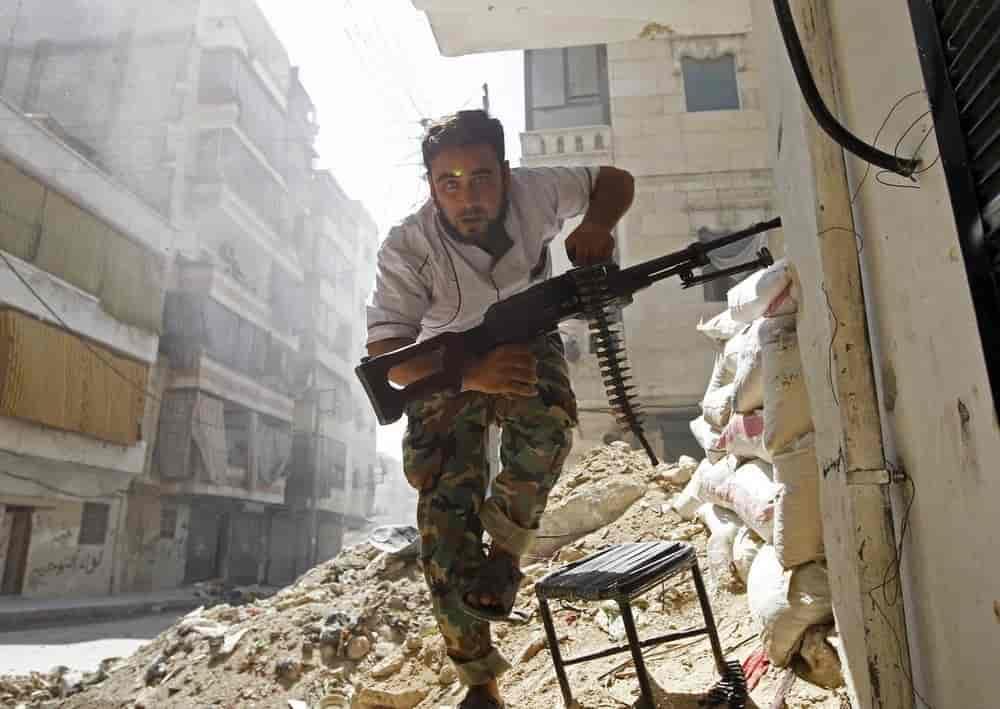 siria dieci anni