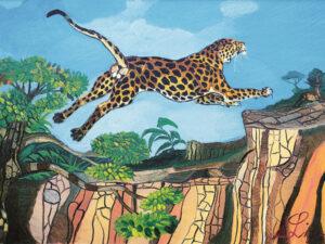 leopardo-su-roccia